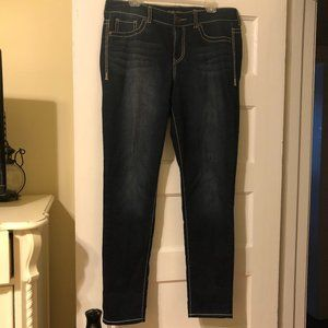 Maurices Size14 Straight High Rise Jeans